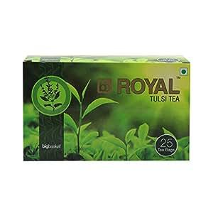 bb Royal Green Tea, Tulsi, 25 Pieces