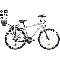 ATALA Bicicleta Eléctrica E-Run FS Man 400 26 6-V TG. 49