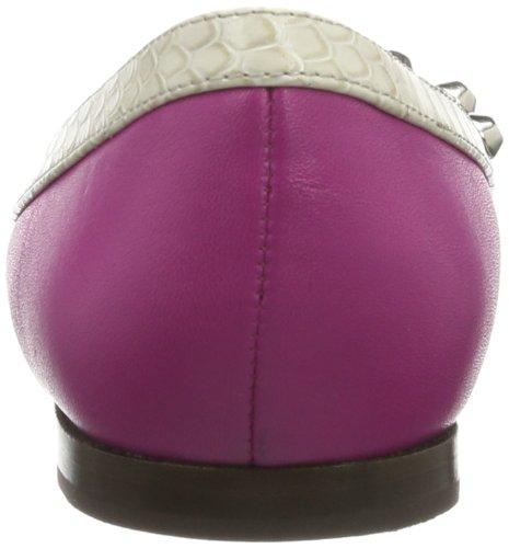 Laurèl BALLERINA, Scarpe chiuse donna Multicolore (Mehrfarbig (Pink/Beige 2670))