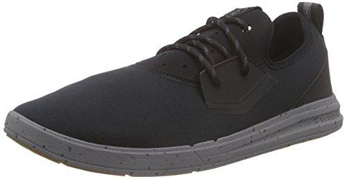 VolcomDraft Shoe - Scarpe da Skateboard Uomo , Nero (Schwarz (Black/Charcoal BCH)), 41