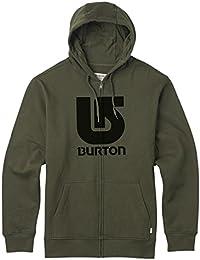 Burton Herren Logo Vertical Full-Zip Hoodie