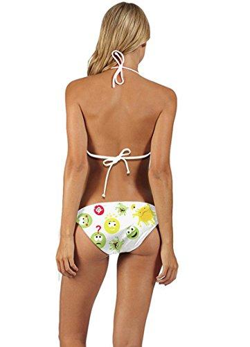 Thenice, modisches Bikini-Set expression