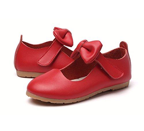 Chaussure chic fille belle élégant respirant souple courant simple léger confortable classique Rouge