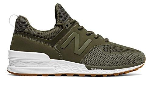 New Balance MS574 chaussures Vert