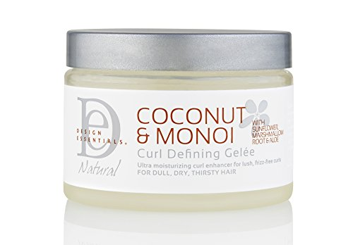 CURL DEFINING GELEE 340 G NATURAL COCONUT & MONOI DESIGN ESSENTIALS