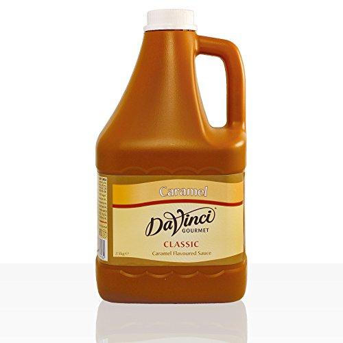 Da Vinci Gourmet Soße Karamell 2,5 kg