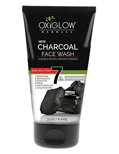 OxyGlow Charcoal Face Wash 100 ml