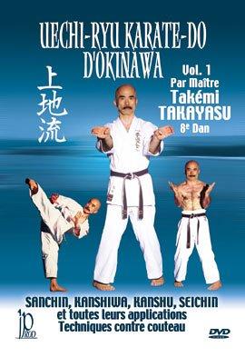UECHI-RYU KARATE-DO D'OKINAWA VOL 1