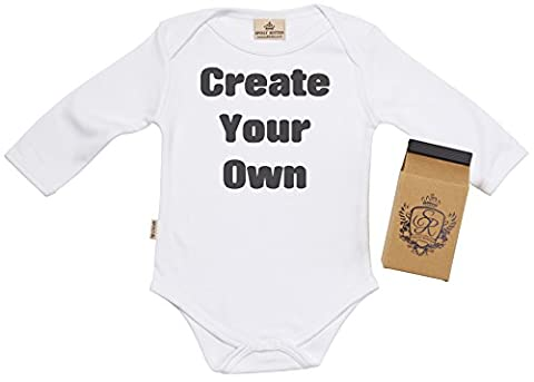 SR - Gift Boxed PERSONALISED Create Your Own CUSTOM Baby