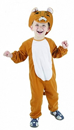 Kostüm Löwe Madagaskar - Wicked Fun Lion Kleinkind Kostüm Alter 2-4Jahre