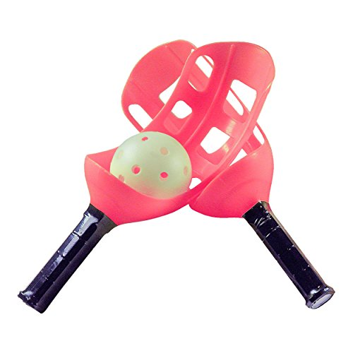 Scoopball Spiel, Geschicklichkeitsspiel, Fangspiel, Scoopball Set, Fangballspiel