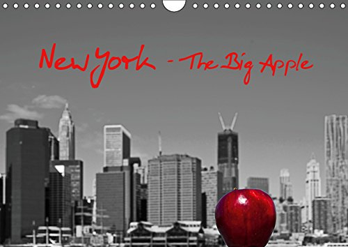 New York - The Big Apple (Kalender, quer)