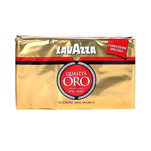 Lavazza Espresso Qualita Oro 3x250g gemahlen