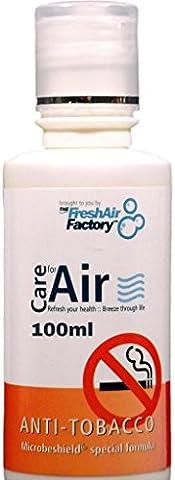 FÜR LUFTREINIGER - CareforAir Anti Tobacco Essence 100 ml - Citrusy und Duft Geruch - (Deodorante Buoni)