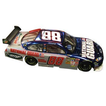 Dale Earnhardt Jr #88 National Guard Mesma Color Chrome Chevy Impala SS COT 1/24 by Race Fans Only Collectibles