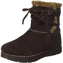 e49d59cd95a Amazon.es  skechers mujer botas