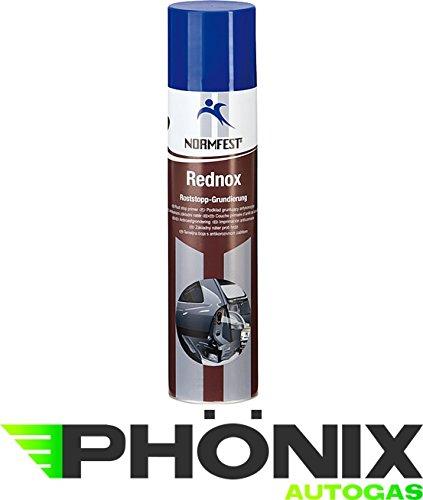 Preisvergleich Produktbild Normfest Rednox Anti Rost Grundierung Roststop 400ml