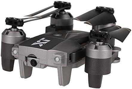 Fenghong Quadcopter Drone hélicoptère Drone Durable Premium visuel Suivre Suivre Suivre Grand Angle lentille Stable cardan en Direct   Authentique  a12042