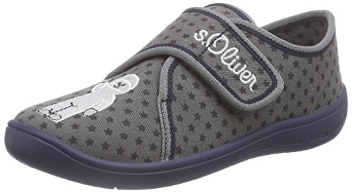 Stone Sneakers Grau Jungen 34100 Oliver 205 Stone Oliver s Sneakers Jungen s Grau 34100 qBwA7xCB