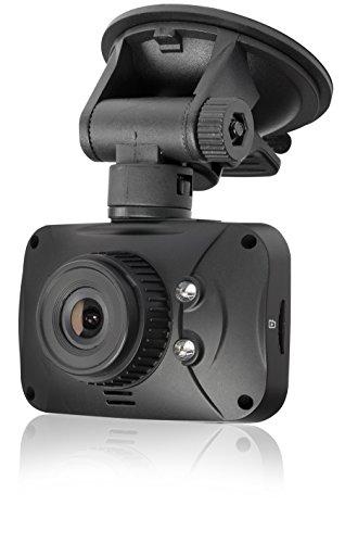 a-rival CQN6S CarCam Small Autokamera (Videoauflösung: 1920x1080 Pixel, Display: 4 cm (1,5 Zoll), USB 2.0)
