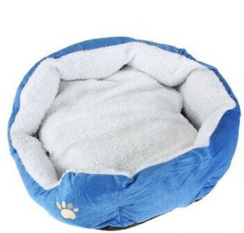 Pet Puppy Dog Cat Kitten Soft Warm Bed House Plush Nest Pad Mat produced by EXCITES Co., LTD - quick delivery from UK.