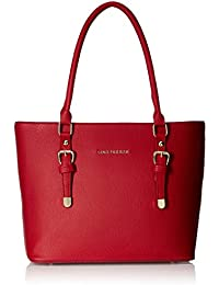 Lino Perros  Women Handbag (Red)(LWHB01999RED)
