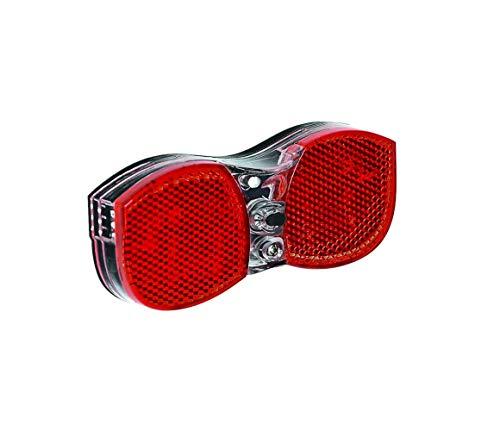 Büchel GPT-Rücklicht Avenue Batterie 3 LED`s, Rot, Einheitsgröße