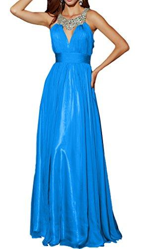 Missdressy -  Vestito  - linea ad a - Donna Blu