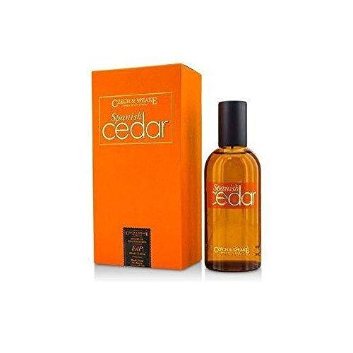 Czech & Speake Czech & Sp Spanish Cedar EDP V 100 ml, 1er Pack (1 x 100 ml)