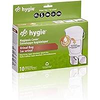 Pack de 10 bolsas para orinal de Hygie HY2 con gel superabsorvente