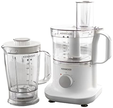 Kenwood FPP230 Robot Multifonctions Compact True 750 W Blender / Press-Agrume
