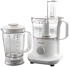 Kenwood fpp230 robot multifonctions compact true 750 w for Blender ou robot multifonction