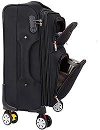 Maleta con ruedas para viaje Maleta de viaje aprobada con trolley ejecutivo de 20 pulgadas -