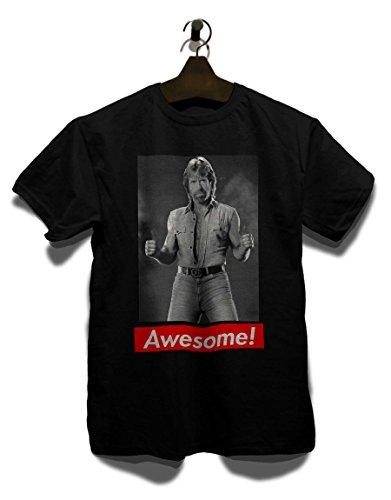 Awesome 20 T-Shirt Schwarz