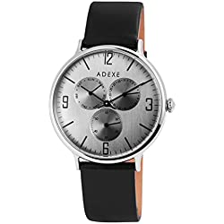 Adexe Men's Watch They Multifunction Leather 1888 °C 05