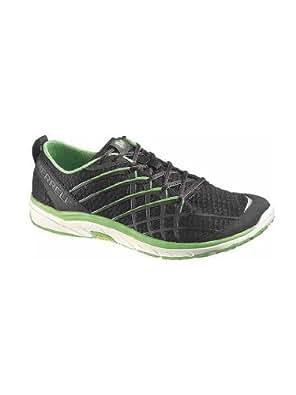 Merrell Mens BARE ACCESS 2 Running Shoes Green Green Size: 40