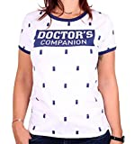 T-Shirt Femme Doctor Who - Doctor's Companion
