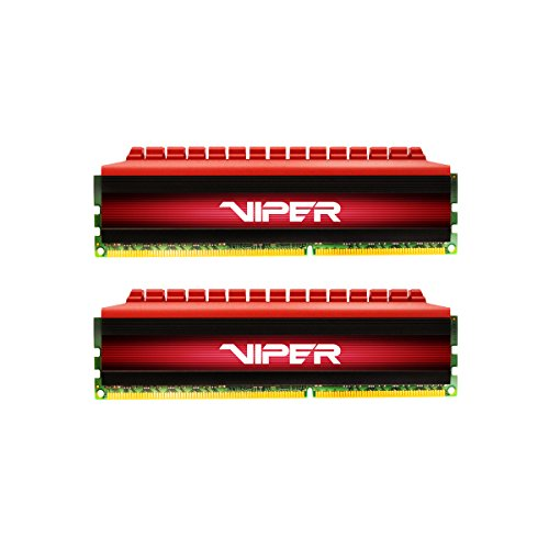 Patriot Viper 4 Series DDR4 32GB (2 x 16GB) 3200MHz (PC4-25600) Dual Module Kit