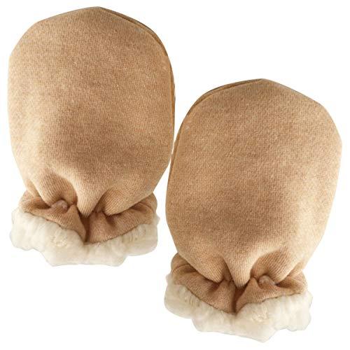 Haokaini 1 Paar Baby Boy Girl Anti-Scratch Handschuh Handschuhe, Winter warme Handschuhe für 1-12 Monate - Freshners Teppich