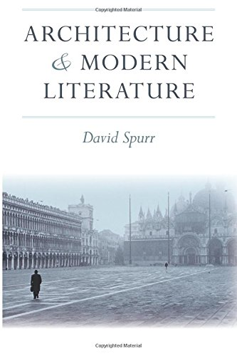 Architecture and Modern Literature