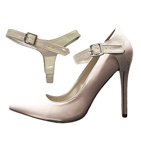 Strisce Adesive Rimovibili per le Scarpe - Per non perdere le scivolose  scarpe con il tacco 06b9d3b0034