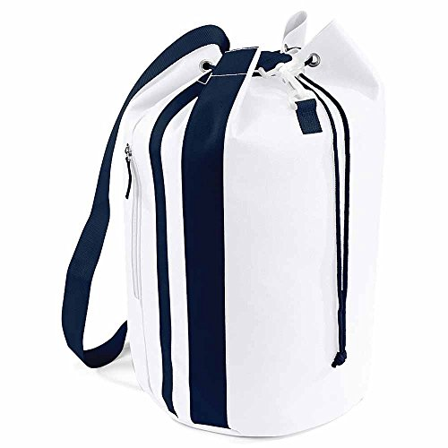 Bag Base - Sac paquetage marin - BG227 - coloris blanc