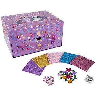 My Little Pony MLP4-Y17-4258 Mosaic Sparkling Jewellery Box, Multicolour
