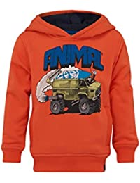 Animal Infant Boys Sprout Hoodie