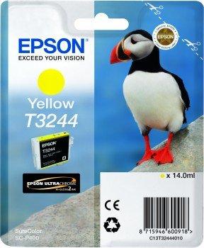 Epson T3244 Cartouche d'encre d'origine Jaune