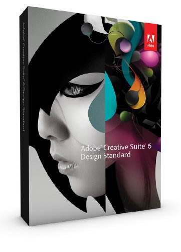 Adobe Design Std CS6 dt. Mac