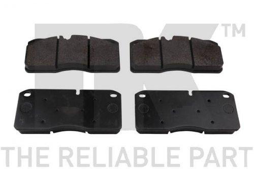 Preisvergleich Produktbild NK 222360 Bremsbelagsatz, Scheibenbremse