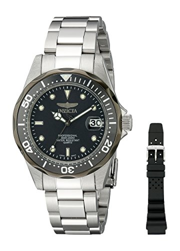 Invicta Pro Diver 12812 38 Mineral Men's Quartz Watch