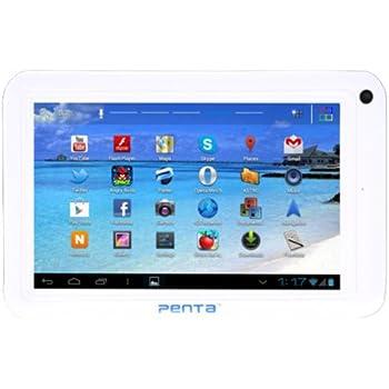 BSNL Penta IS701C Tablet (WiFi, 3G via Dongle), White