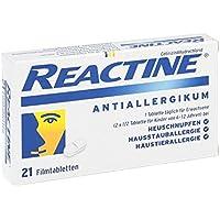 Reactine Filmtabletten 21 stk preisvergleich bei billige-tabletten.eu
